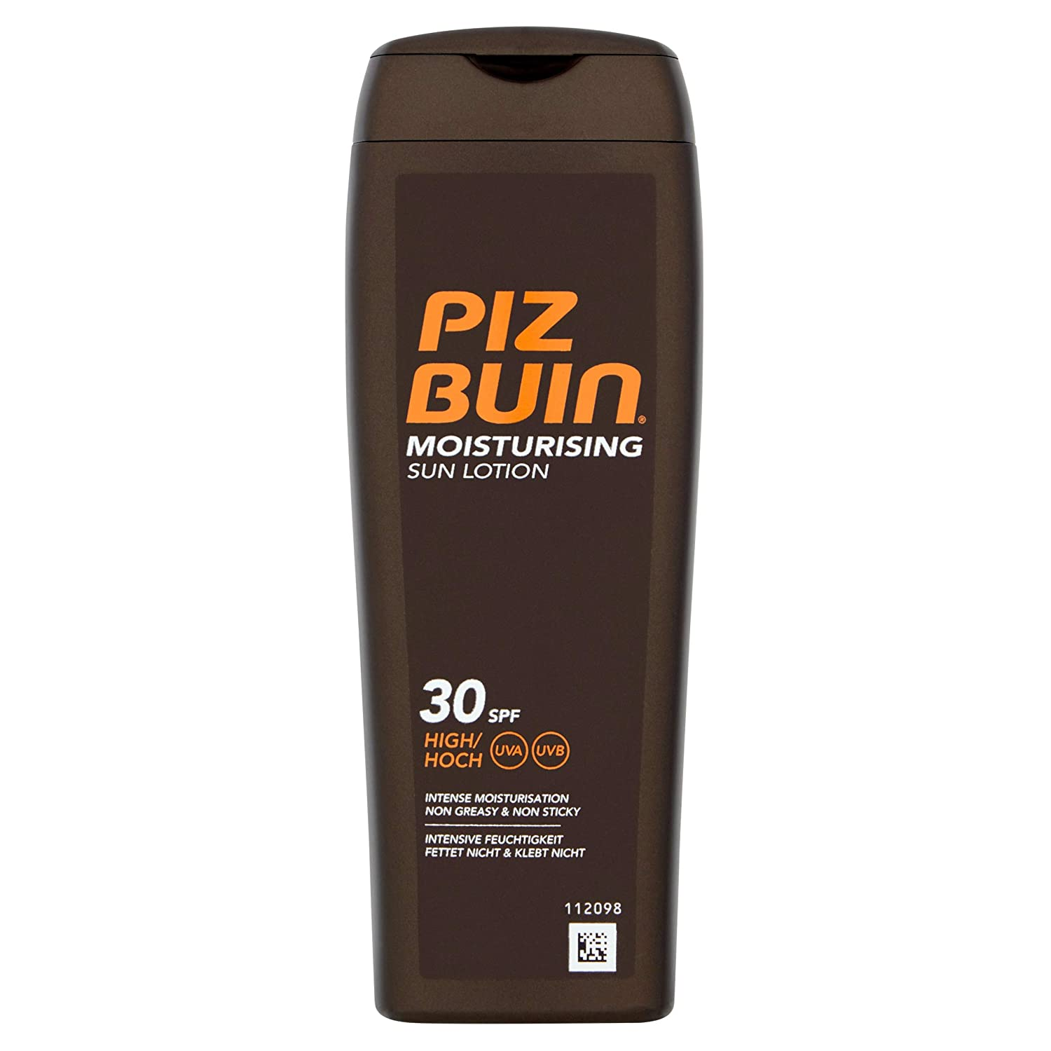 Piz Buin In Sun Moisturising Sun Lotion SPF 15 Medium 200ml Johnson and Johnson 008805