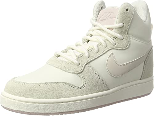 Nike W Court Borough Mid Prem, Scarpe da Ginnastica Donna