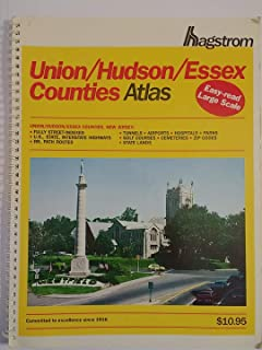 hagstrom bergen passaic rockland counties atlas hagstrom bergen passaic rockland counties atlas large scale edition