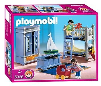 Playmobil - 5328 - La Maison Traditionnelle - Enfants / Chambre ...