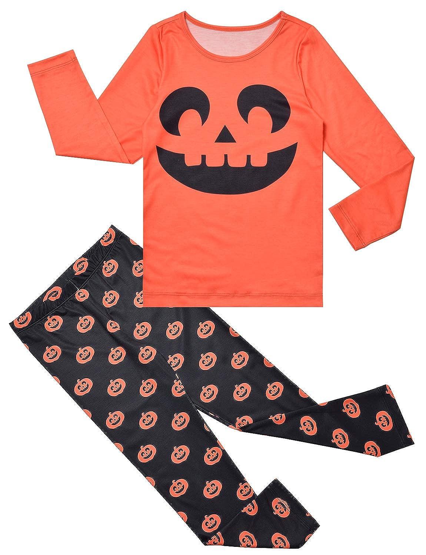 Pajamas for Girls Unicorn Pjs Sets Little Kids Cotton Sleepwear