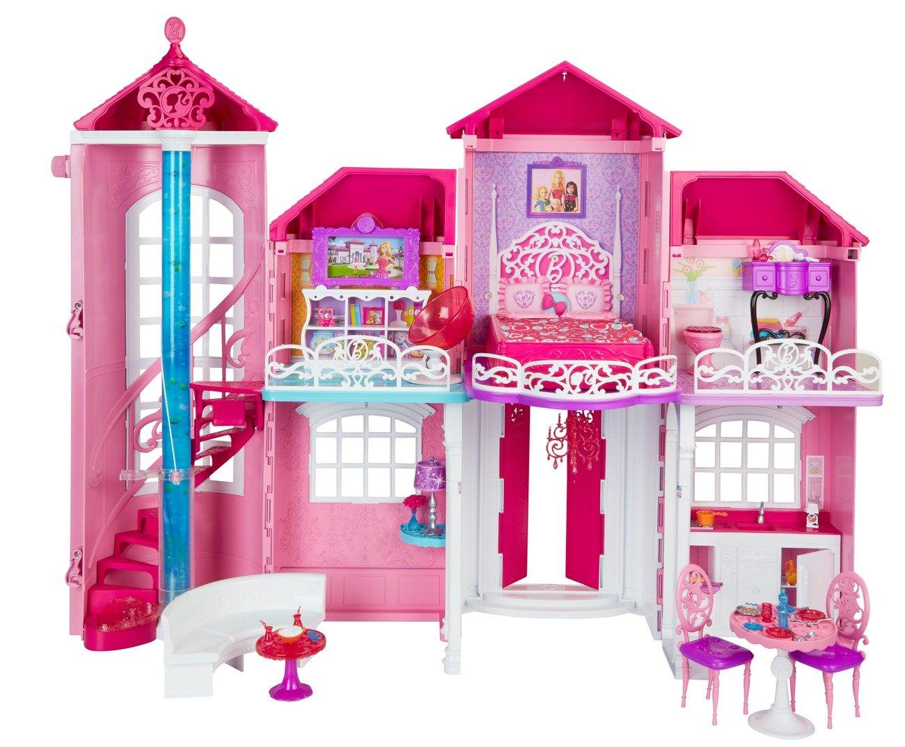 Resultado de imagen para mansion barbie