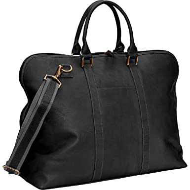 Amazon.com  Clava Leather Weekender Carry on  Clothing fa417acbec6