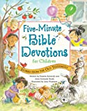 Five Minute Bible Devotions Old Testament