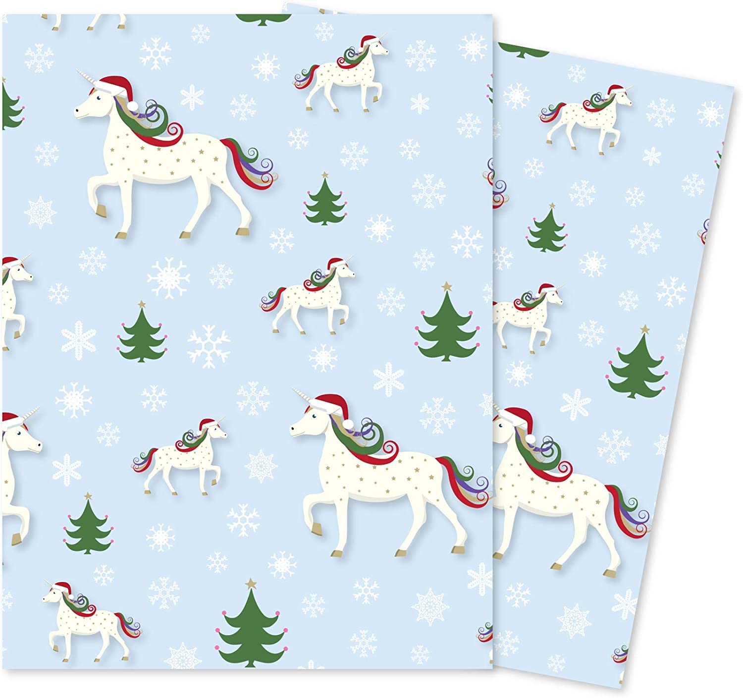 Peppa Pig Christmas Wrapping Paper Limited Edition 2 sheets and 2 tags Gift Wrap