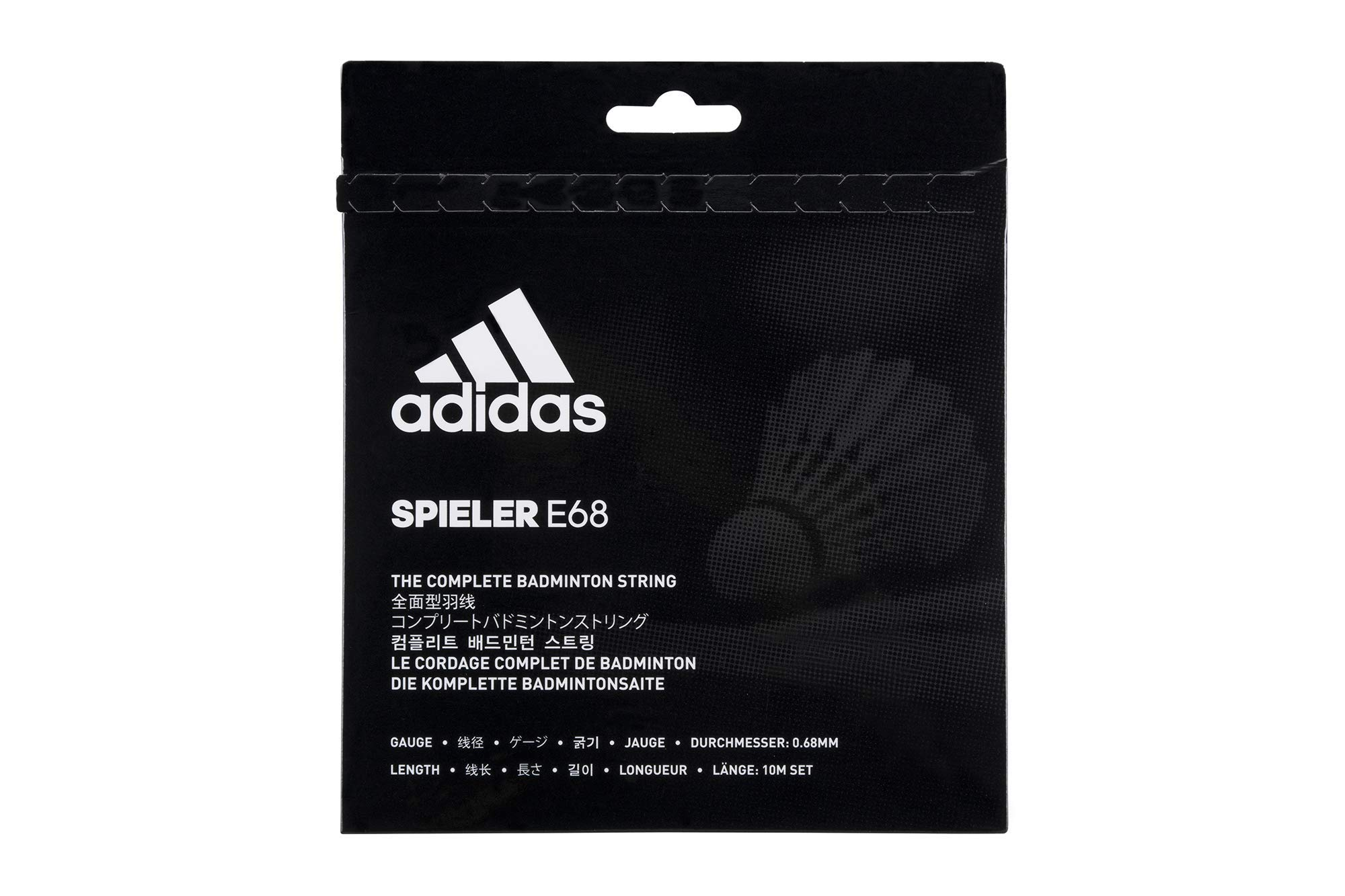 adidas Spieler E68 Badminton String (Gauge -0.68 mm)- 10 m ((Yellow) (B07NC69MGT) Amazon Price History, Amazon Price Tracker