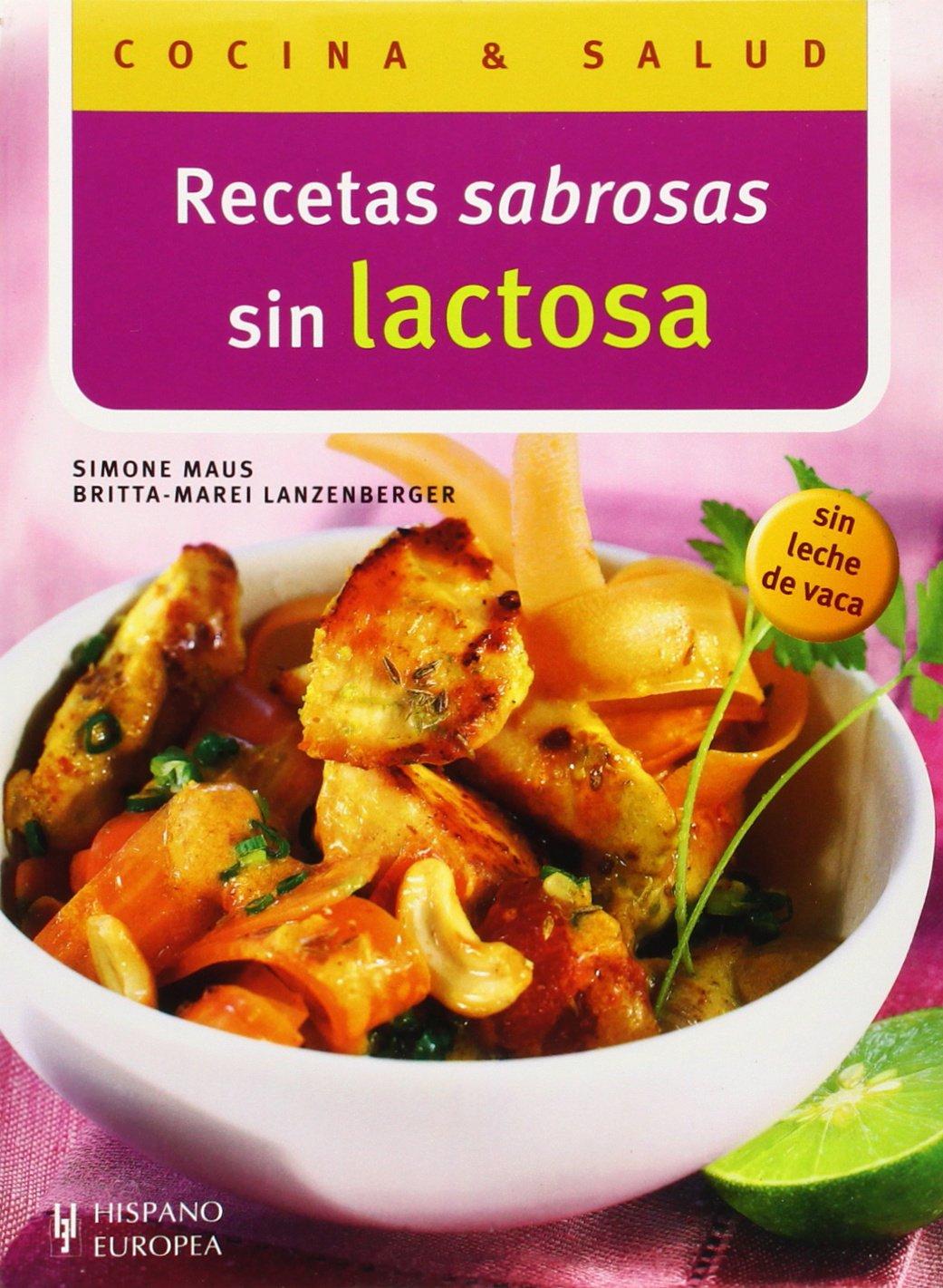 Recetas sabrosas sin lactosa (Cocina & salud): Amazon.es: Simone Maus: Libros