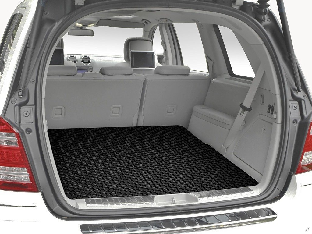 2016 2014 2017 Made in USA ToughPRO Cargo//Trunk Mat Compatible with BMW X3 Heavy Duty - All Weather 2015 2012 2011 - Black Rubber 2013