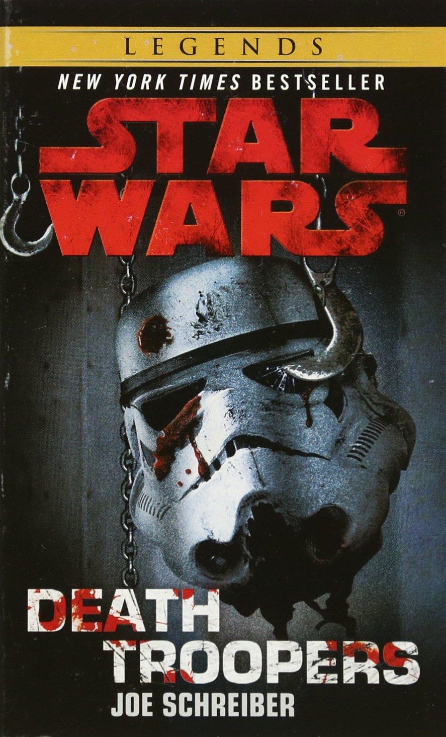 Amazon: Death Troopers (star Wars) (star Wars  Legends)  (9780345520814): Joe Schreiber: Books