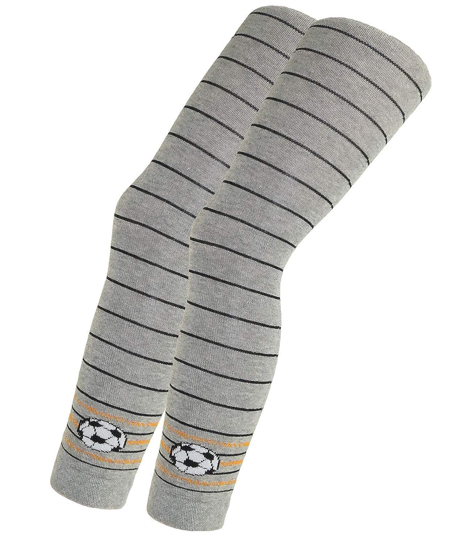 EveryHead Ewers 1er, 2er oder 3er Pack Jungenleggings Sparpack Leggings Markenleggings Legging ganzjährig Boys and Girls für Kinder (RS-28035-W18-JU0) inkl Hutfibel