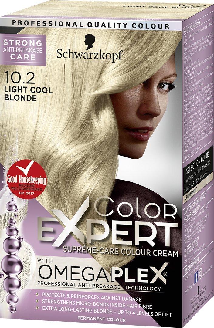 Schwarzkopf Color Expert Omegaplex Hair Dye 5 0 Medium Brown Henkel
