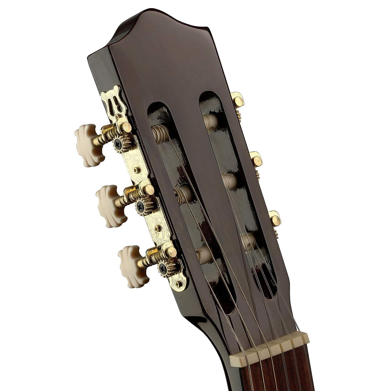Stagg c546tce - n Electroacústica Natural guitarra clásica: Amazon.es: Instrumentos musicales