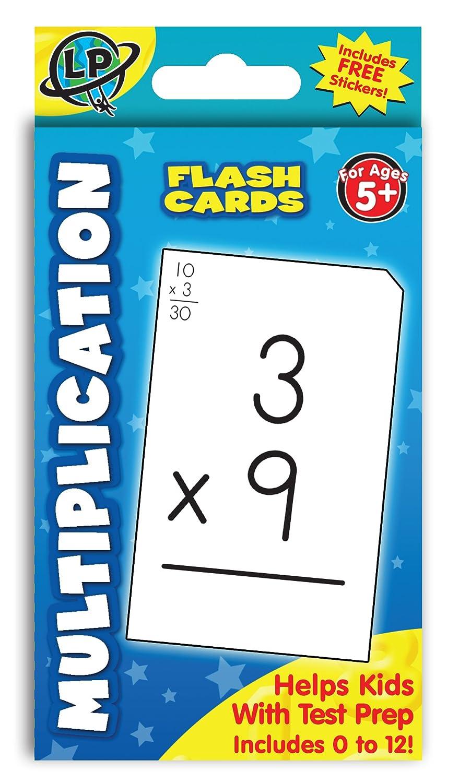 Amazon.com : Eureka Multiplication Flashcards : Flash Cards : Office ...