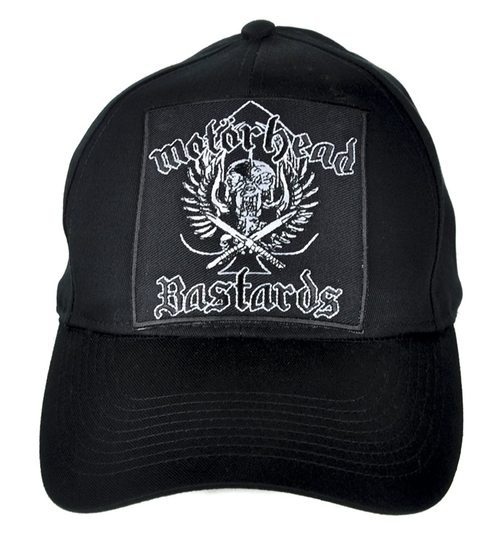 Motorhead bastards music hd wallpaper 21996 hq desktop - Amazon Com Motorhead Bastards Hat Baseball Cap Alternative Clothing Lemmy Ace Of Spades Clothing