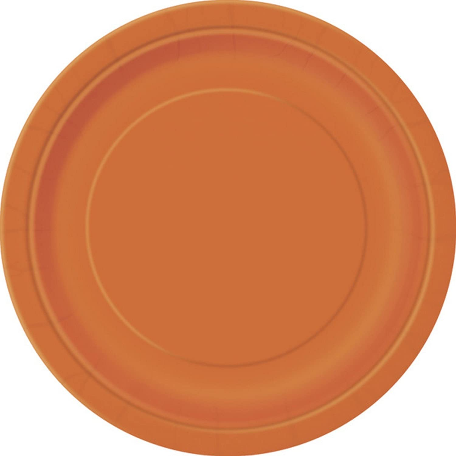 Ivory Solid Round 9 Dinner Plates 16ct