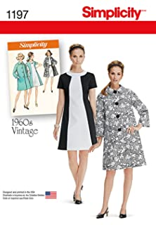 Simplicity 1320 Misses/' Jacket with Front and Fabric Variations  Sewing Pattern