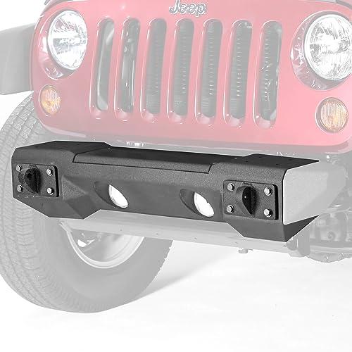 Rugged Ridge 11542.02 All Terrain Modular Front Bumper for Jeep Wrangler