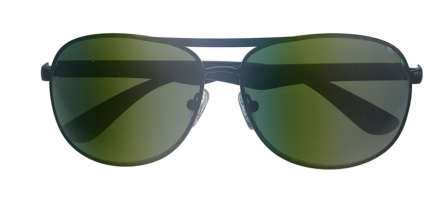 Amazon.com: Timberland Mens de metal Aviator anteojos de sol ...