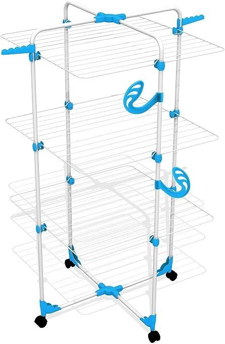 light blue Gimi Turmw/äschest/änder Modular 3