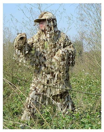 060a33ace3 ZHhome Camouflage Camo Abbigliamento, Vestiti 3D, Adatto per Sniper ...
