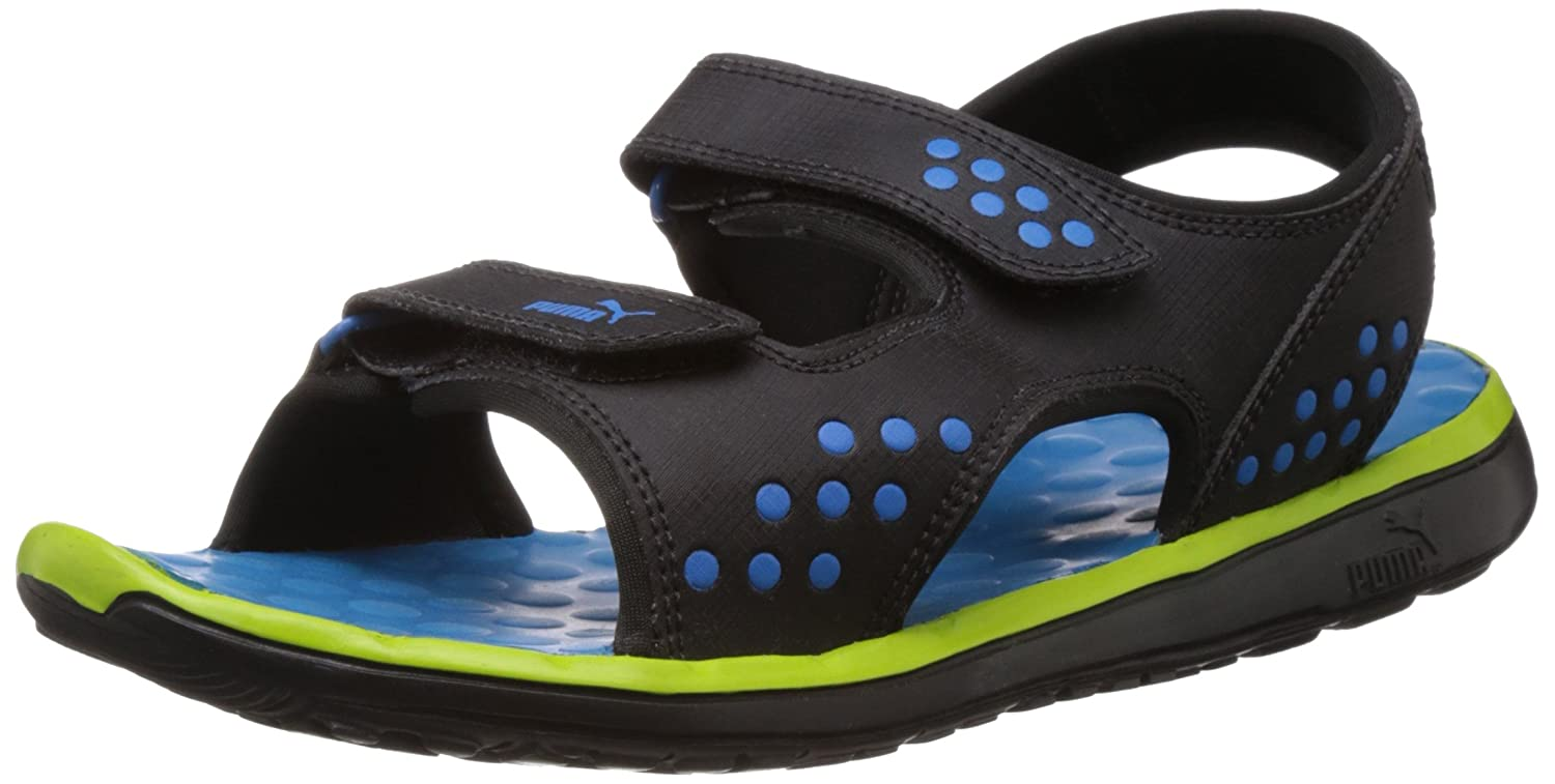 aef7f018370 Puma Men s Faas Sandal Ind. Athletic   Outdoor Sandals  Buy Online at Low  Prices in India - Amazon.in