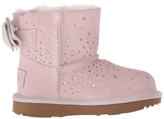 c5f49b6da93 UGG Kids' T Stargirl Classic Mini Ii Bow Fashion Boot