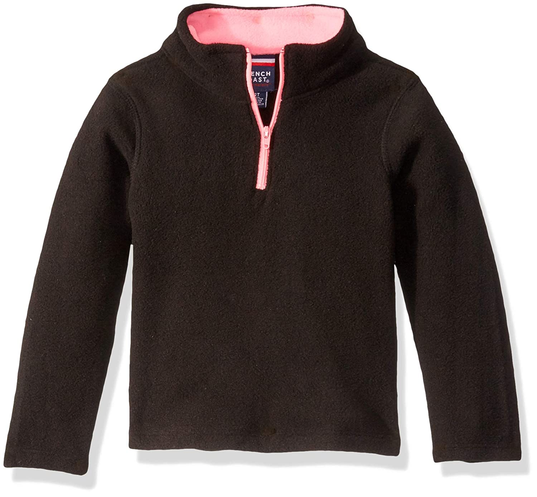 French Toast Girls Long Sleeve Microfleece Sweatshirt