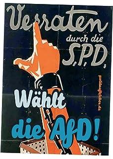 100er Pack Aufkleber 100 Sticker Deutschhasser