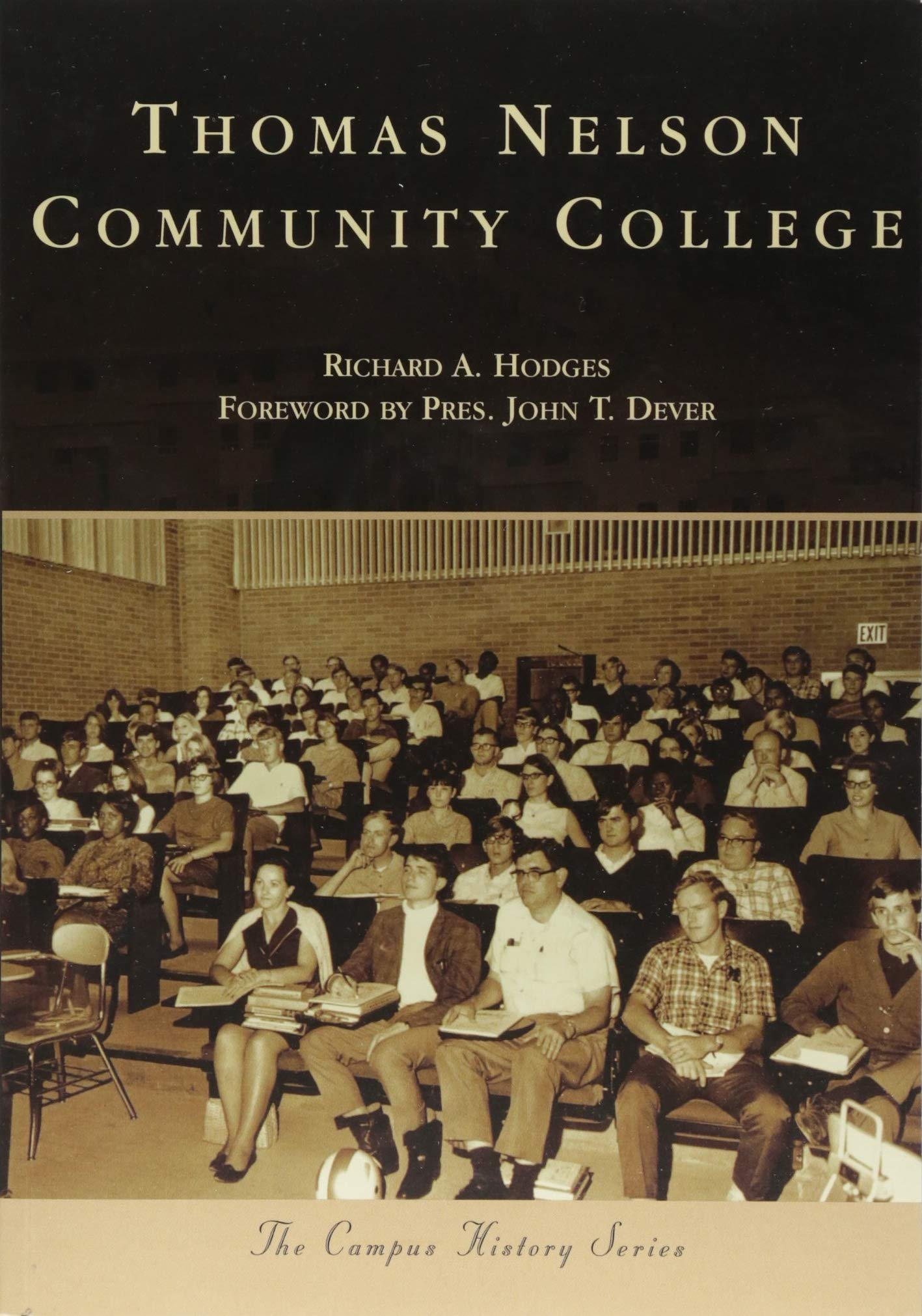 Read Online Thomas Nelson Community College (Campus History) pdf
