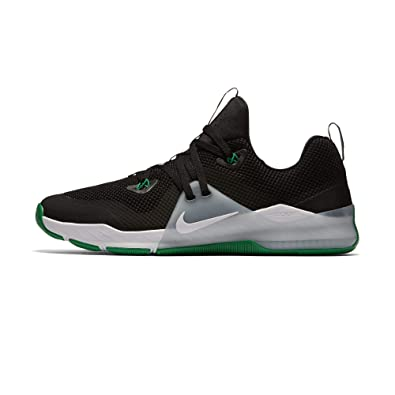 01c3d1e5caa0f0 Nike Oregon Ducks Zoom Train Command College Shoes - Black AO4397-010 (10 M