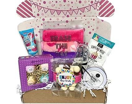Amazon.com: Caja de regalo de cumpleaños con bomba de spa ...