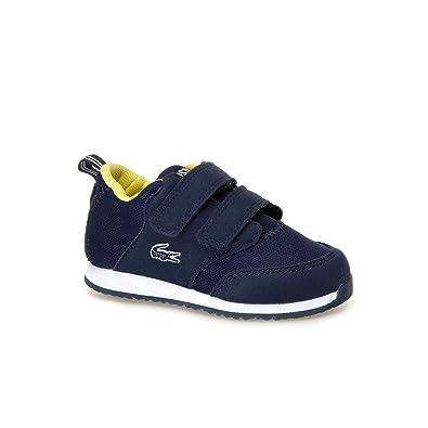 4f134b59be Lacoste Sport - Chaussures Enfant Sport - 37SUI0006: Amazon.fr ...