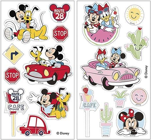 Dekora-231343 Adornos Comestibles Mickey Minnie Mouse para ...
