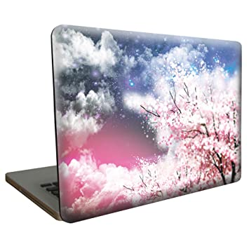 "FAS1 Macbook Air 11 ""funda, flor serie Ultra Slim light weight Carcasa Brillante"