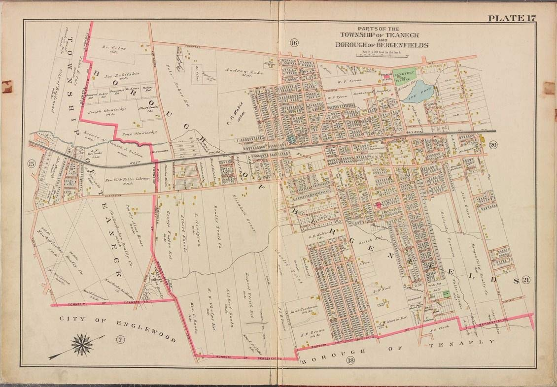 Reprinted 18 x 24 1912 Map of Philadelphia, Pa. A new and correct North America with the West India Islands divided according to the last Treaty of Peace, concluded at Paris the 20th of Jan. 1 0 0 30a