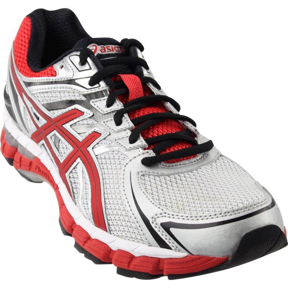 ASICS Men's Gel-Pursue Ankle-High Running Shoe B00M262MYM 11.5 D(M) US Lightning/Flame/Black
