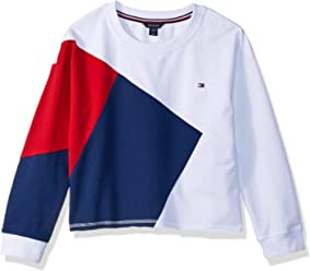 Tommy Hilfiger Big Girls Sport Pullover Sweater
