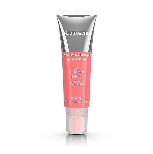 Review Neutrogena Moistureshine Lip Soother