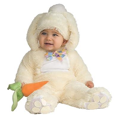 Rubie's Costume Baby Bunting Vanilla Bunny Costume: Clothing