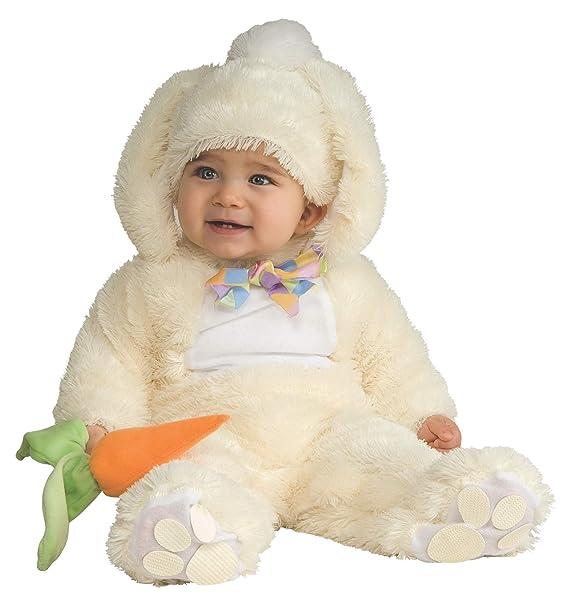 Amazon.com: Rubies Disfraz de conejo de vainilla para bebé ...