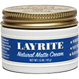 Layrite Natural Matte Cream, 1.5 oz