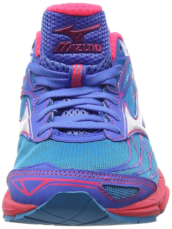 Mizuno Wave Catalyst Damen Damen Catalyst Laufschuhe Blau (Atomic Blau/Weiß/Diva Pink) 2b4d14