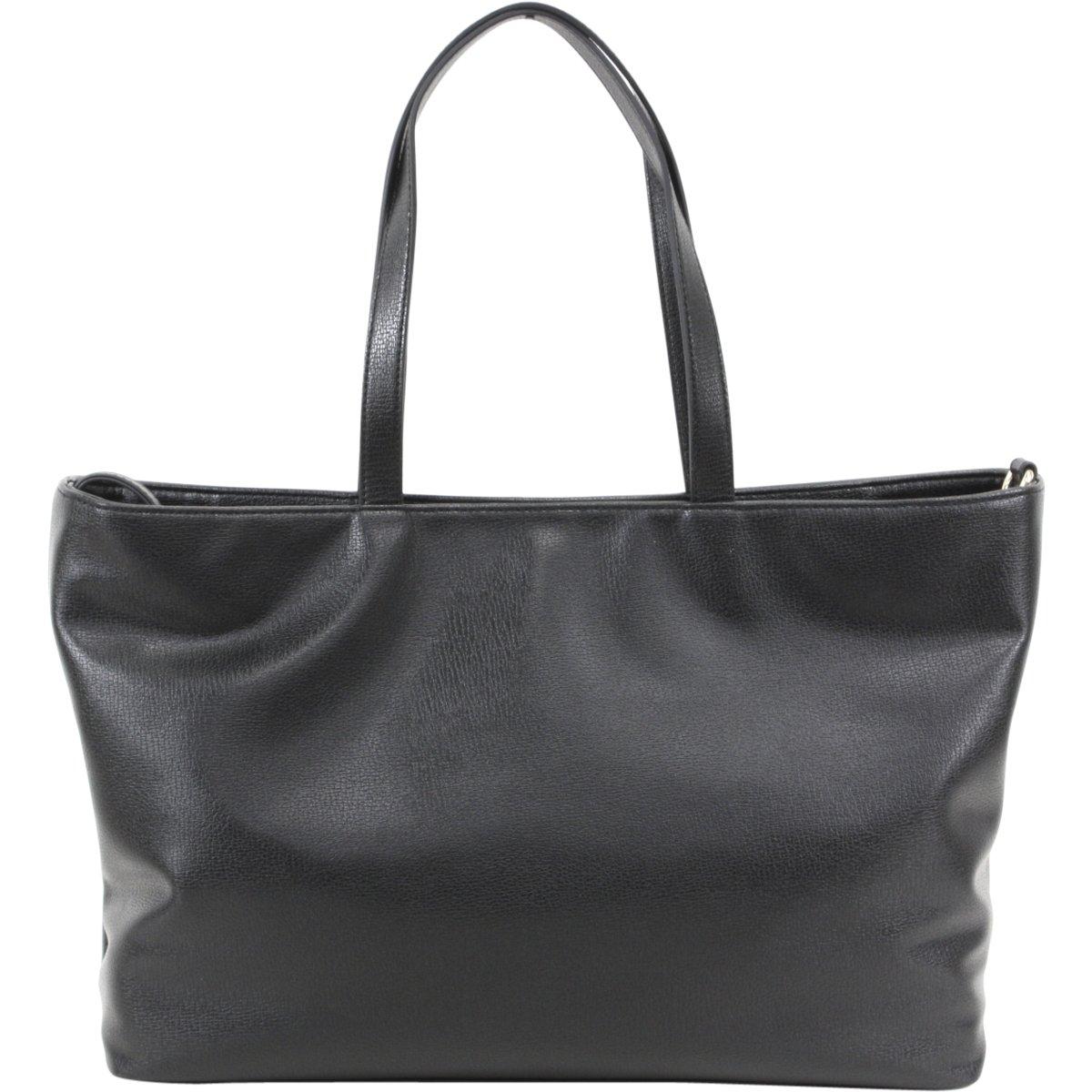 Love Moschino shopping bag Pu black by Love Moschino (Image #2)