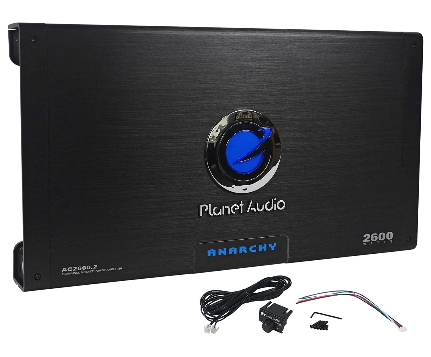 715pwSEBkwL._SL1500_ amazon com planet audio ac2600 2 2600 watt 2 channel car power Car Stereo Fuse at mifinder.co