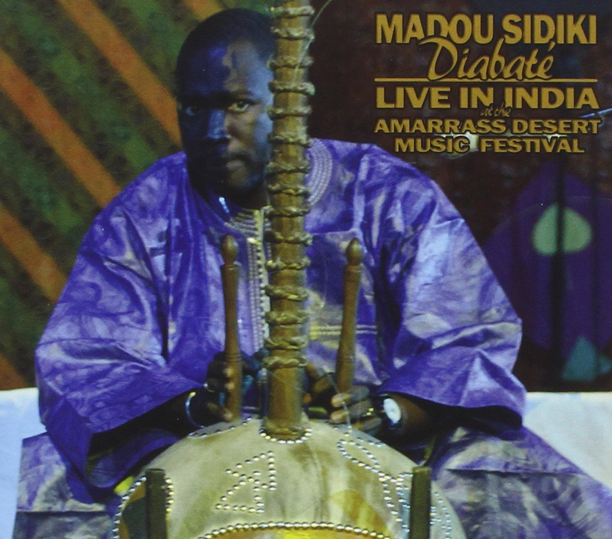 Live in India at the Amarrass Desert Music Festival