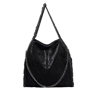 2ad3e6028ac4 Women Bag PU Leather Fashion Chain Women's Messenger Shoulder Bags ...