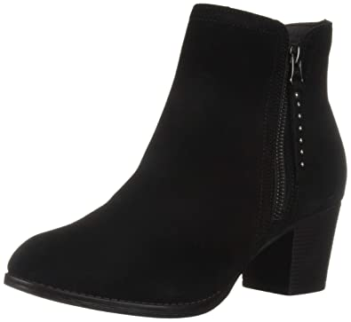 a15ec13cec Skechers Women s Taxi-Short Gore and Zipper Bootie Ankle Boot