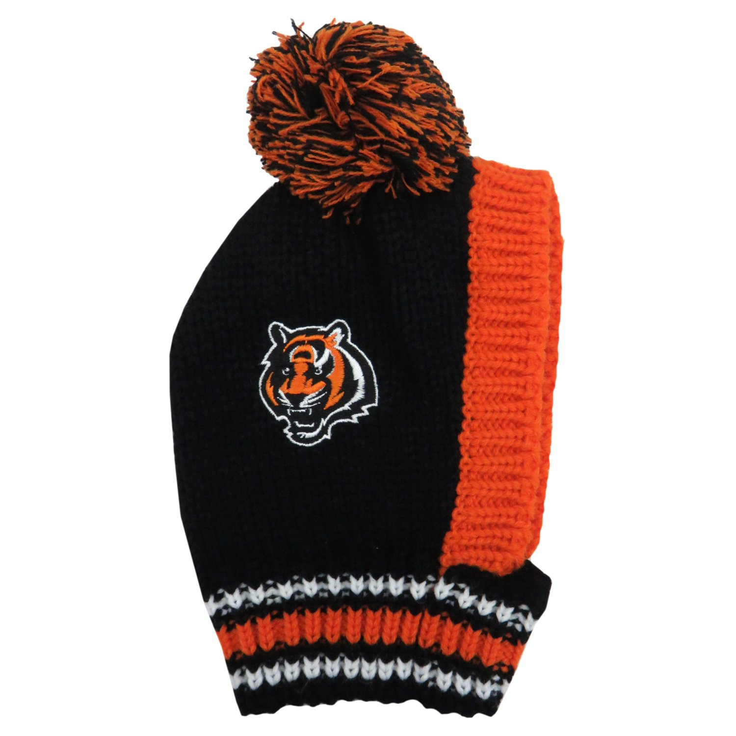 df0341331 Amazon.com   Littlearth NFL Pet Knit Hat   Sports   Outdoors