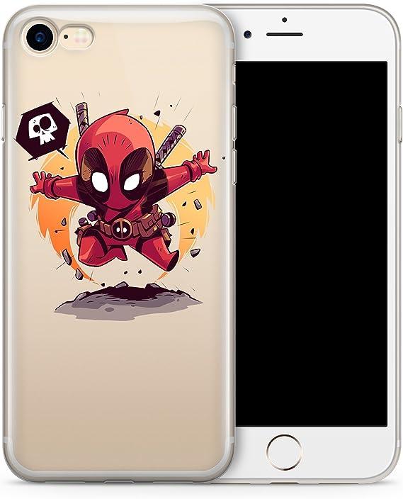 woman deadpool iphone case