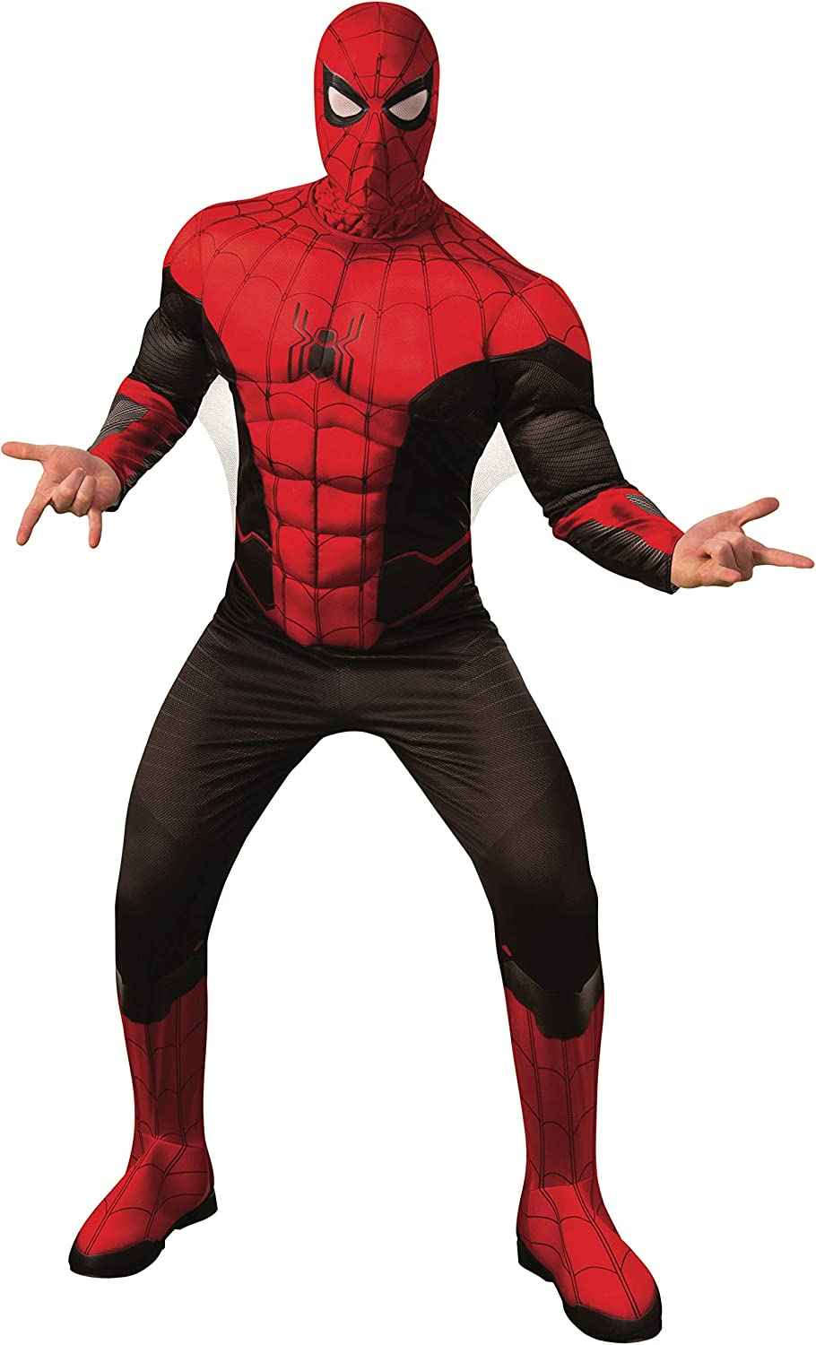 Rubie's Men's Marvel: Spider-Man Far from Home Deluxe Costume